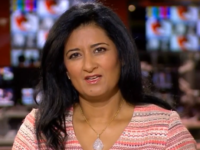 BBC backs presenter who described Brexit night crowd as 'very white' after complaints